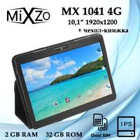 Планшет MiXzo MX1041 4G IPS 32GB + Чехол книжка