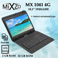 Планшет MiXzo MX1041 4G IPS 32GB + Чехол-клавиатура