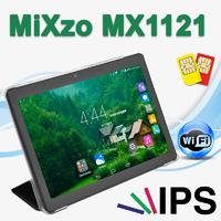 Недорогой Планшет MiXzo MX1121 3G 10.1'' IPS 2/16GB GPS