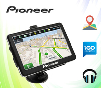 "GPS навигатор Pioneer Pi7215 7"" Win CE 6.0 8GB + Карты"