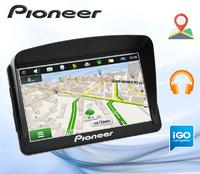 "GPS навигатор Pioneer Pi7215 7"" Win CE 6.0 8GB + Козырек"