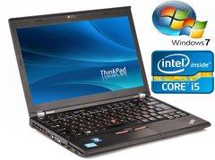 """Оригинальный производительный Lenovo ThinkPad X220 12.5"""" IPS на Intel core i5 2-го поколения"""