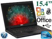 "Бюджетный Dell Latitude E5500 15.4"" 2GB RAM + WEB CAM"