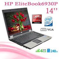 Производительный ноутбук HP 6930p 14'' 4GB 240GB SSD