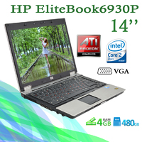 Производительный ноутбук HP 6930p 14'' 4GB 480GB SSD