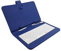 Чехол с клавиатурой для планшетов 7'' Blue