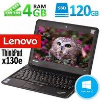 """Акция! Недорогой современный ноутбук Lenovo ThinkPad X130e 11.6"""" 4GB 120GB SSD WEB камера!"""
