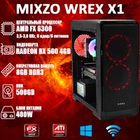 Игровой ПК MiXzo WREX X1 FX6300 + RX 560 4GB
