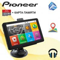 Навигатор Pioneer 5620 5'' Win CE 6.0 8GB ROM + Карта 32GB
