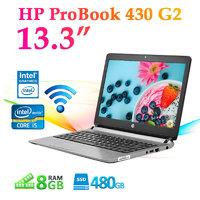 """Мега производительный ноутбук HP ProBook 430 G2  i5 5200U 13.3"""" 8GB 480GB SSD"""