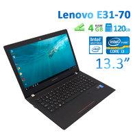 "Недорогой ноутбук Lenovo E31-70 13.3"" 4GB 120GB SSD"