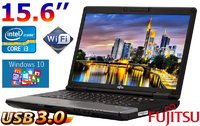 Надежный ноутбук Fujitsu Lifebook E752 15.6'' i3 320GB