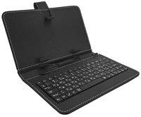 Чехол с клавиатурой для планшетов 7'' Black