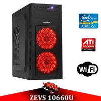 Игровой Монстр ПК ZEVS PC10660U i5 4570 + RX 570 4GB + Игры