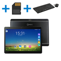 "Планшет CONTIXO B108 4G 10.1"" 1280х800 1GB RAM 16GB ROM GPS + Радионабор + Карта памяти 64GB"