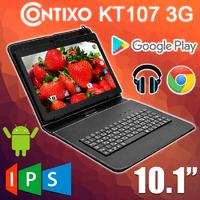 Игровой Планшет CONTIXO KT107 3G 10.1 2/16GB ROM + Чехол Клавиатура