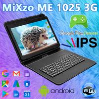 Планшет MiXzo ME1025 3G 16GB + Чехол-клавиатура